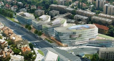 Bořislavka Centrum - 24 000 m² - Praha 6