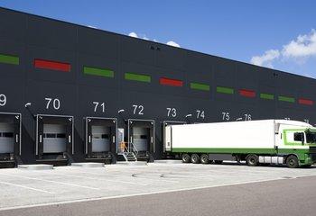 Logistické centrum Greenhouse Březhrad - pronájem skladových a výrobních ploch