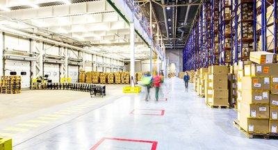 Pronájem: skladovací a výrobní prostory, logistický park - Hradec Králové - Březhrad