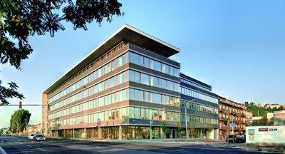 Obchodní prostor - 372 m2 - Praha 5 - Smíchov