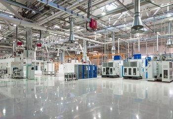 CTPark Kvasiny - Pronájem skladových a výrobních prostor