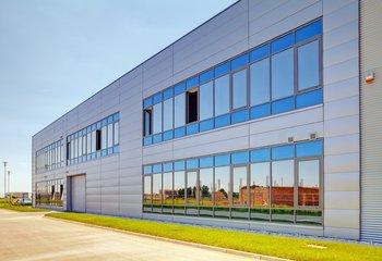 Sklady, haly, výrobní prostory - průmyslový park k pronájmu - Kvasiny