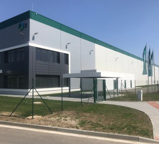 Prologis Park Brno - Syrovice - Lease of warehouse and production space