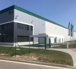 Prologis Park Brno - Syrovice - Pronájem skladových a výrobních prostor
