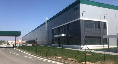 Moderní skladové prostory k pronájmu - Brno-Syrovice