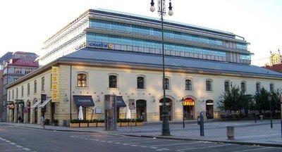 Reprezentativní kancelářské prostory v centru Prahy 1 - 320m2