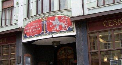 Vysoce kvalitní kanceláře v historické budově v centru Prahy , Praha 1
