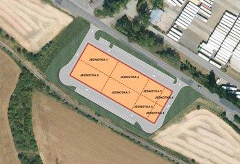 Moderne Lagerfläche zur Miete - von 400 bis 800 qm, Nupaky - Prag Ost
