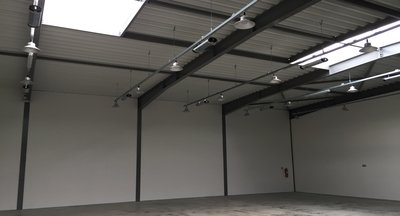 Modern warehouse space for rent -  from 400 to 800 sq m, Nupaky - Prague East
