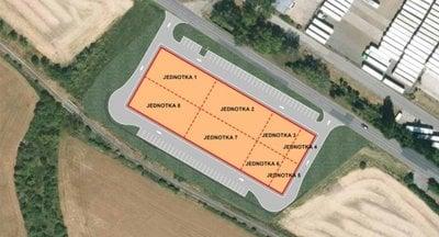 Pronájem: skladové nebo výrobní prostory od 200 m2 - Zápy