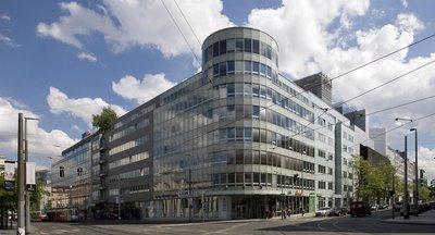 Moderní kanceláře Palác Anděl - Smíchov - Praha 5