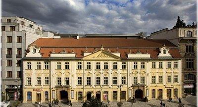 Prestižní kanceláře Slovanský Dům, Praha 1