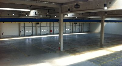 For rent: Modern warehouse / production space - Holubice