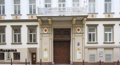 Kanceláře v historické budově, Krakovská, Praha 1