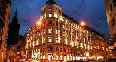 Lazarská Business Center, Lazarská, Praha 2 - Nové Město,