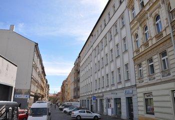 Za Poříčskou bránou, Praha 8 - Karlín
