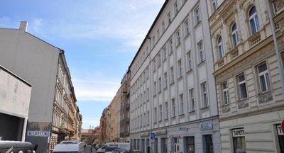 Komerční prostory v Karlíně, Za Poříčskou bránou, Praha 8