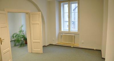 Štěpánská 6, kancelářské prostory k pronájmu 63m2