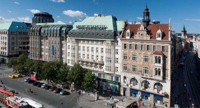 Kancelářské prostory v budově Melantrich, Václavské náměstí 36, Praha 1