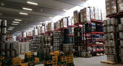 Logistické centrum, až 4 000 paletových míst - Třebíč