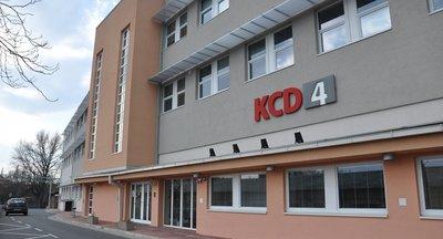Moderní kanceláře, Kolbenova, Praha 9