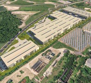 VGP Park Chomutov - Lease: production premises, logistics park