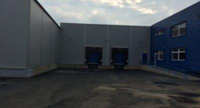 Pronájem areálu pro skladování nebo výrobu 1750 m2, Jirny (Praha východ)