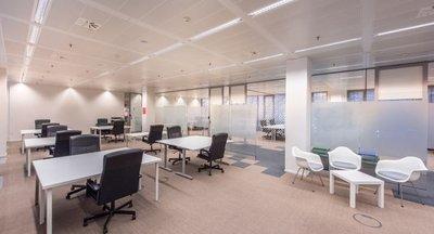KAVČÍ HORY OFFICE PARK- Podnájem kanceláří 530 m2