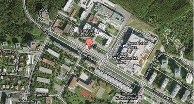 BesNet  Centrum,  Novodvorská, Praha 4 - Krč