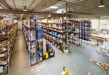 Pronájem skladových / výrobních prostor - Lovosice