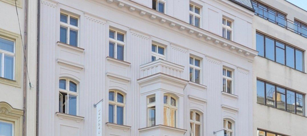 Politickych veznu 10_Fasada