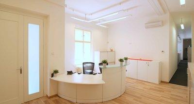 Kanceláře v centru Prahy, Nové Město