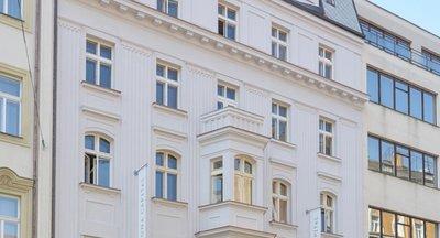 Newton House, Politických Vězňů, Praha 1 - Nové Město
