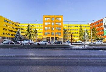 Office Olšanská, Olšanská 3-5, Praha 3 - Žižkov