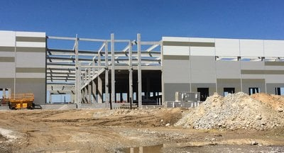 Modern warehouse / production space - Bor u Tachova