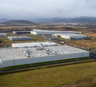 CTPark Liberec - Pronájem skladových a výrobních prostor