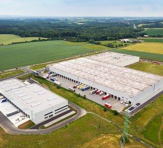 CTPark Nový Jičín - Vermietung von Lager- und Produktionsflächen