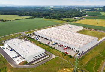 CTPark Nový Jičín - Lease of warehouse and production space