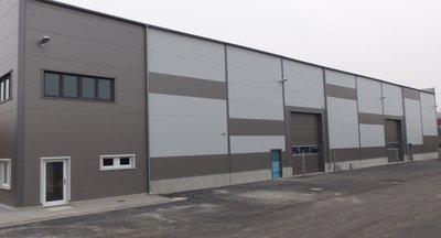 Rent: industrial area Olomouc - Chválkovice (warehouses, halls, storage areas)