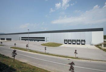 Moderní skladové či výrobní prostory - Mladá Boleslav