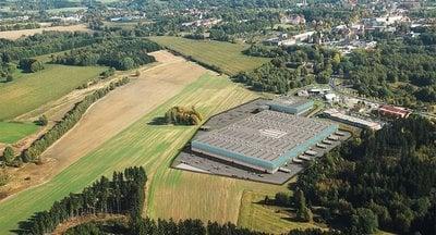 Pronájem moderních skladových prostor, až 40.000 m2 - Aš