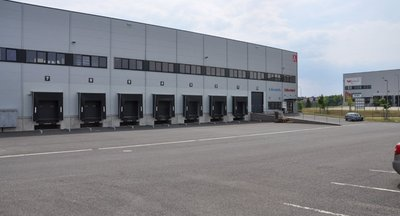 Modern warehouse for rent - Hostivice (Prague West)