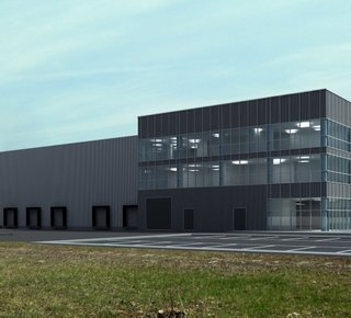 For Rent - Industrial hall and warehouse (storage), production space - region Ústí nad Labem, Czech Republic