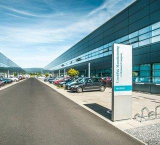 Rental of modern warehouse (storage) and production areas - region Ústí nad Labem, Czech Republic