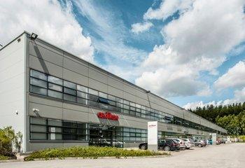 Modern warehouse or production premises - Jihlava