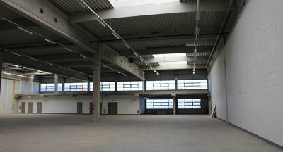 Modern warehouse or production premises - Jihlava