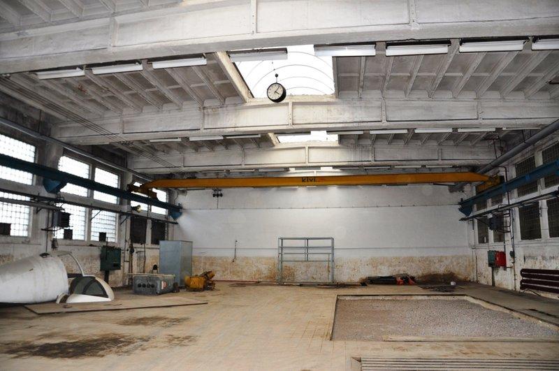 Pronájem - skladovací a výrobní areál, Praha 5 -