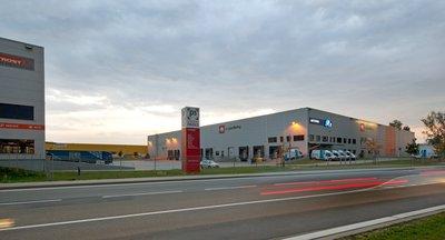 Pronájem: sklady, haly, skladovací prostory, Olomouc