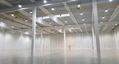 Lease of modern storage facilities and warehouses - Olomouc