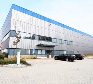 Business Park Plzeň - Křimice, warehouse for rent 5,454 m2